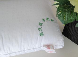 羽丝绒贵妃枕